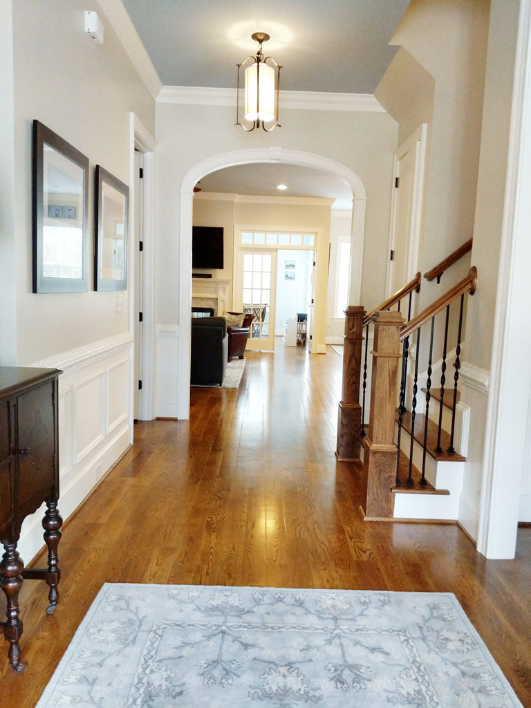 Call The Right Space at 919-230 4696 for your interior design needs in Cary, NC