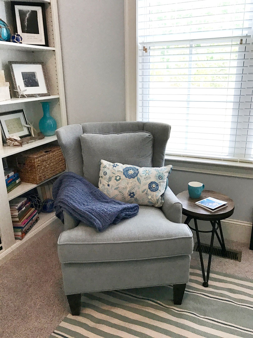 A Beach Vibe - office organizer in Cary, NC; The Right Space