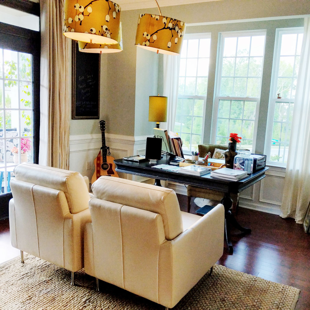 The Best Interior Designer in the Triangle; the Right Space