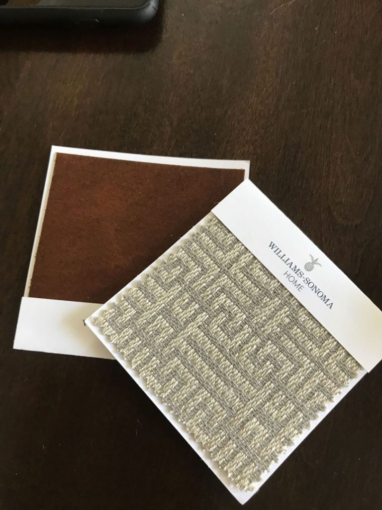 Swatches - Call The Right Space at 919-230-4696 for your interior design needs in Cary, NC